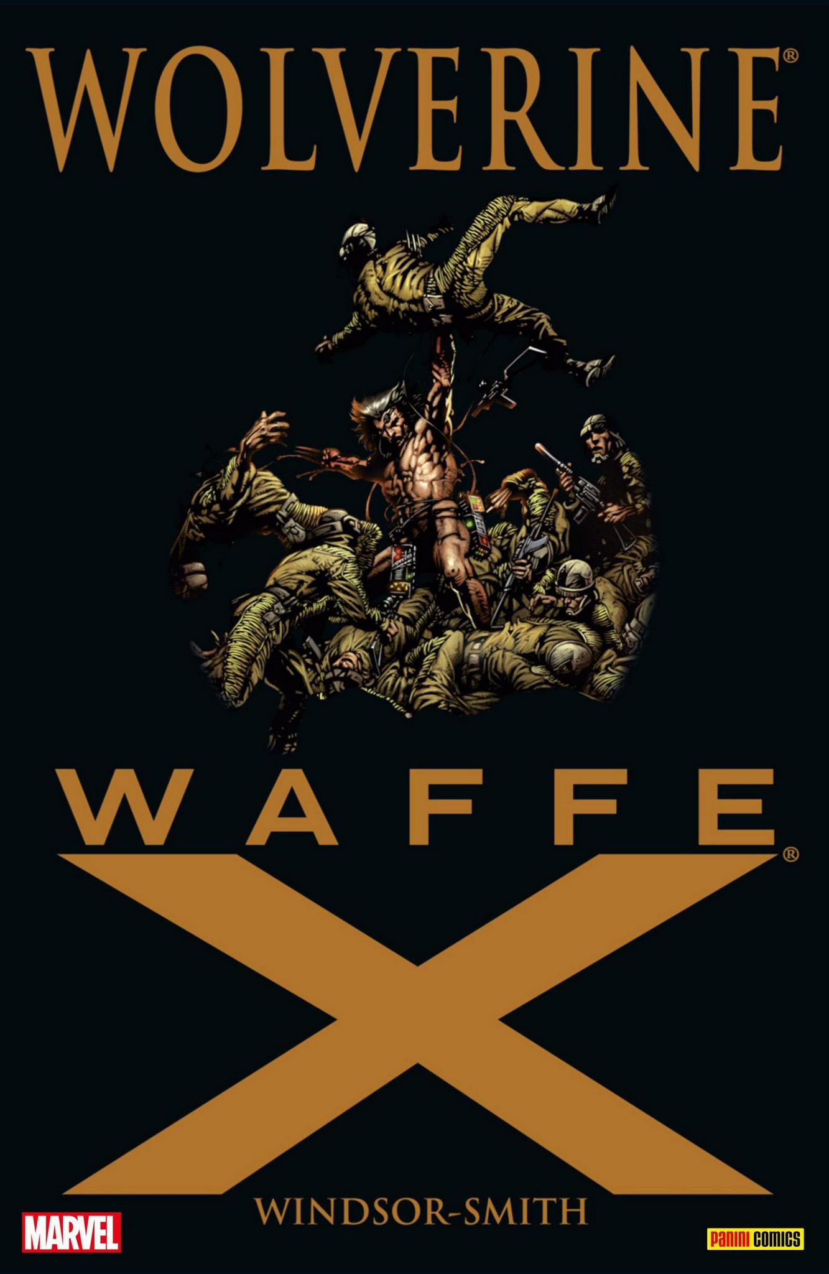 Wolverine: Waffe X (2009)