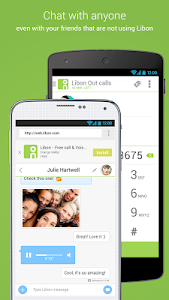 Libon - International calls v3.22