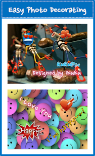 How to download KuKuPic-Easy Photo Decorating 2.2 unlimited apk for pc