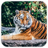Tile Puzzles · Wild Animals