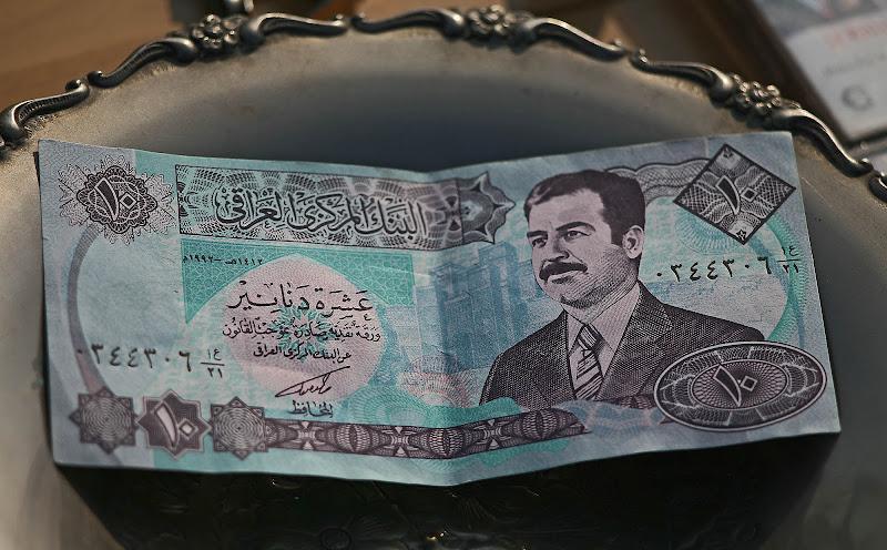 Saddam Money di Pinco_Pallino