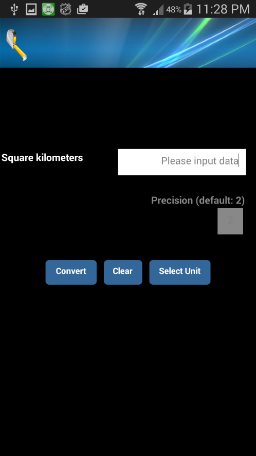 Imperial and Metric Converter- screenshot