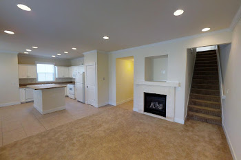 Go to C1 - Three Bed Townhome with Study Floorplan page.