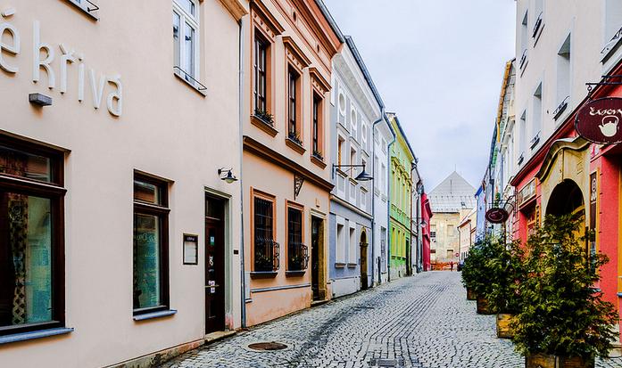 Férias em Olomouc
