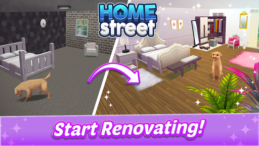 Home Street u2013 Home Design Game apktram screenshots 12