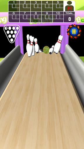 Télécharger Gratuit Roi bowling frappe maître des allées apk mod screenshots 6