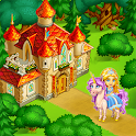 Idle Magic:Builder,Miner,Farmer at Click Away City icon