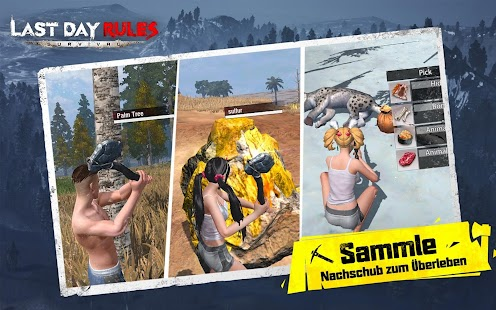Last Day Rules: Survival Screenshot