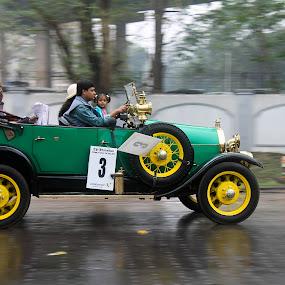 A vintage journey. by Debasish Naskar - Transportation Other