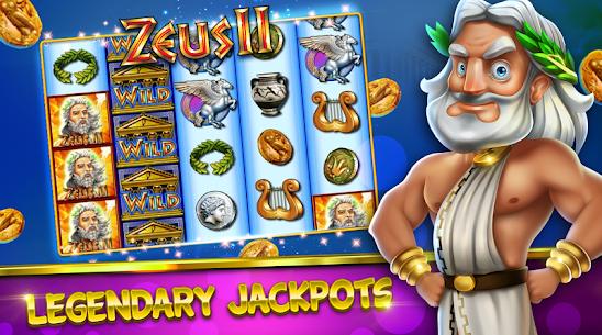 Jackpot Party Casino: Free Slots Casino Games 8
