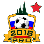 World Cup 2018 Coach Pro Icon