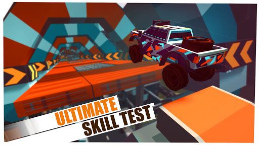 Skill Test - Extreme Stunts Racing Game 2019 1.0.22 screenshots 1