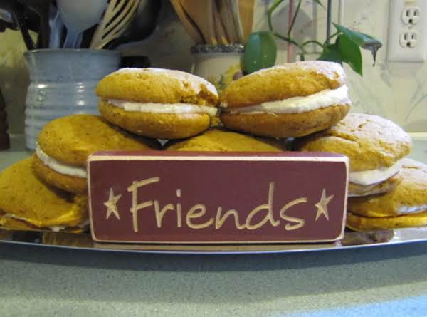Serene Sunday: Oh, The Sadness Of Parting, Pumpkin Cookies Recipe