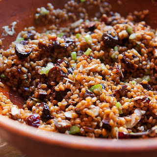 Wheat Berry and Fig Salad Recipe