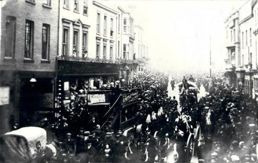 Vokins Royal Visit to Brighton 1900 850