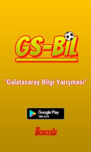 GS-Bil: Galatasaraylılar İçin Bilgi Yarışması - náhled