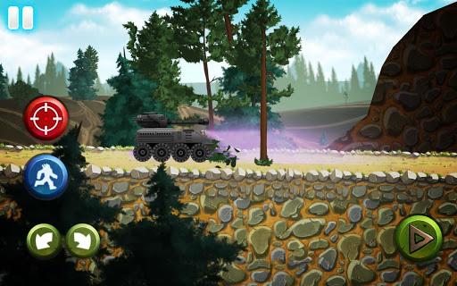 Tankomatron War Robots: Transform Tanks into Bots 3.46 screenshots 3