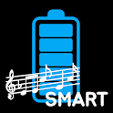 Battery charge sound alert - Smart icon