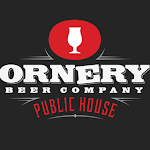 Logo of Ornery Dark Cherry Bubbly Water