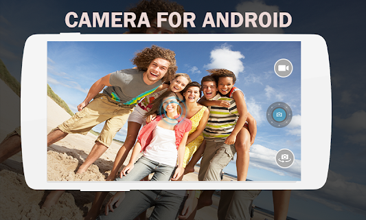 Camera for Android screenshot 01