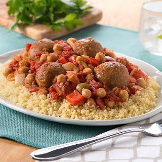 Chicken Meatball Stew Recipes