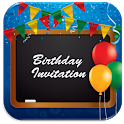 Birthday Invitation Card Maker icon
