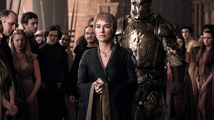'When you play the game of thrones, you win or you die. There is no middle ground'