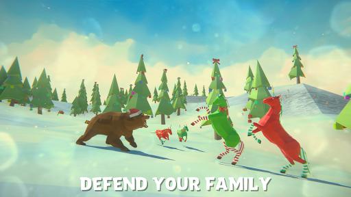Einhorn Weihnachtssimulator Familie Frohes Neues Jahr Screenshots 3