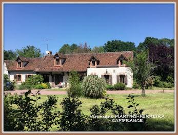 maison à Châtres-sur-Cher (41)