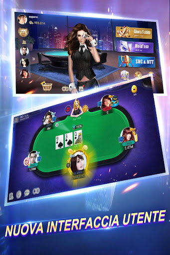 Texas Poker Italiano (Boyaa) Apk 1