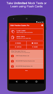 Certified Medical Assistant Practice Exams Pro 1.4.0 [MOD APK] Latest 1