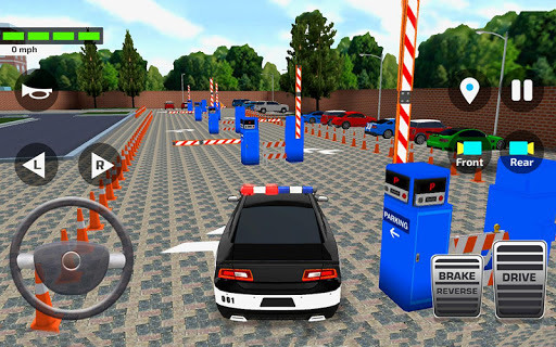 Car Driving & Parking School 2.4 10