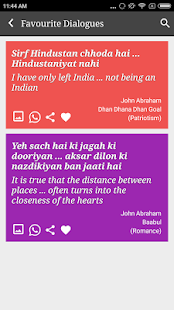 John Abraham Filmy Dialogues - náhled