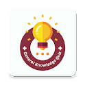 General knowledge question quiz game icon