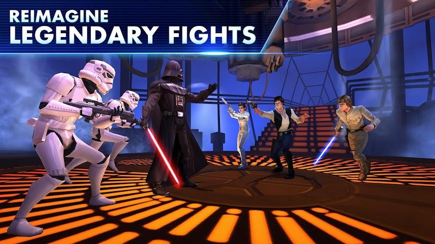 android Star Wars™: Galaxy of Heroes Screenshot 5