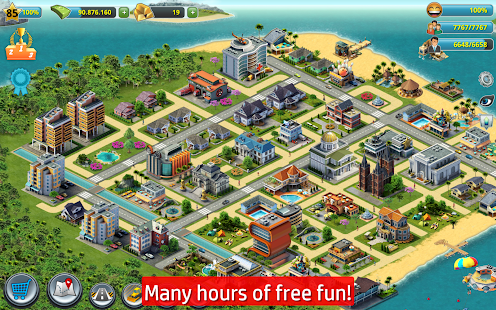 City Island 4: Sim Town Tycoon screenshot