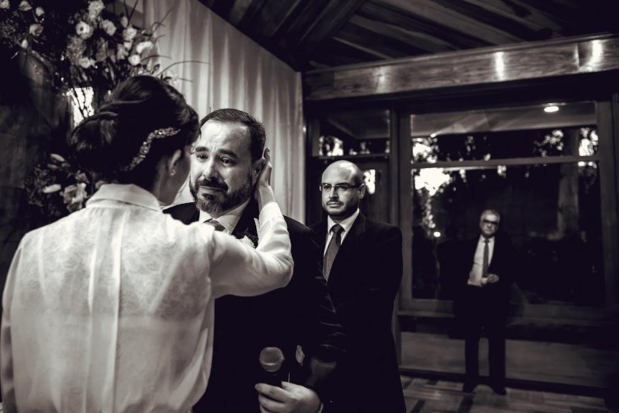 Wedding photographer Valery Garnica (focusmilebodas2). Photo of 02.10.2017