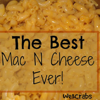 The Best Mac and Cheese Ever