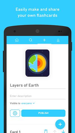 Tinycards by Duolingo: Fun & Free Flashcards screenshot 4