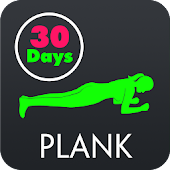 30 Day Plank Challenges
