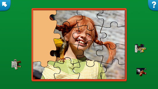 Pippi Puzzle- screenshot thumbnail