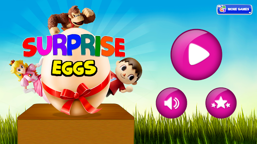 Surprise Eggs - Toys Madness