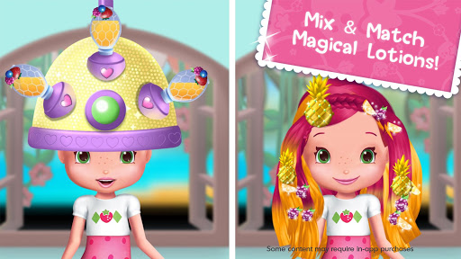 Strawberry Shortcake Holiday Hair 1.6 Screenshots 4