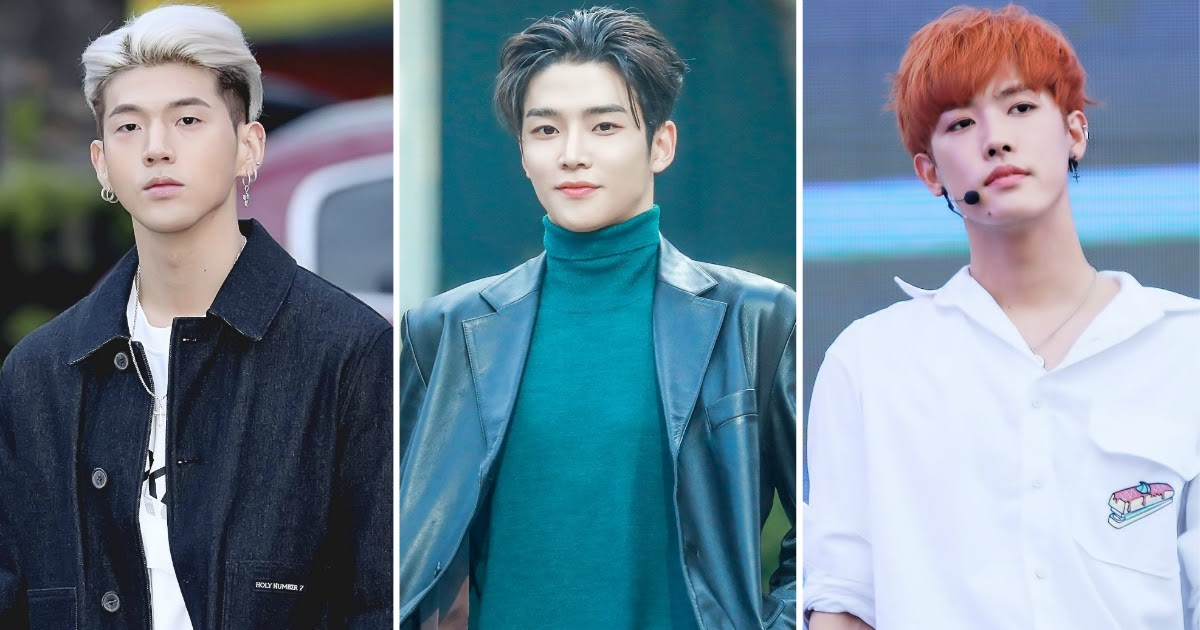 These Are The 18 Tallest Active Male K Pop Idols In The Industry Koreaboo