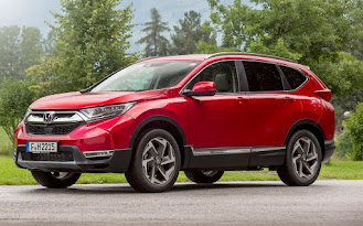 Honda CR-V goes upmarket