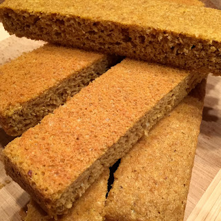 Golden Flaxseed Bread