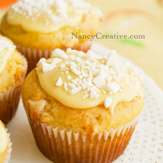 Orange Creamsicle Muffins