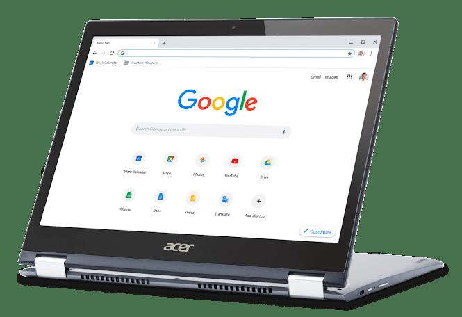 Chrome: der Browser für mehr Poduktivität