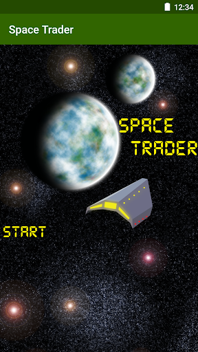 Space Trader - screenshot