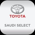 Toyota Saudi Select icon